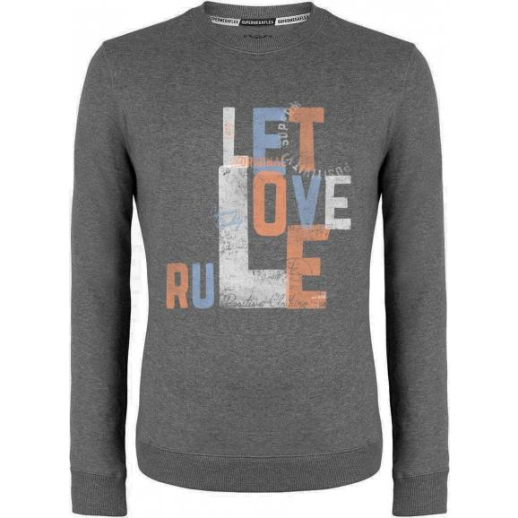 Let love rule - Gray from SuperMegaFlex