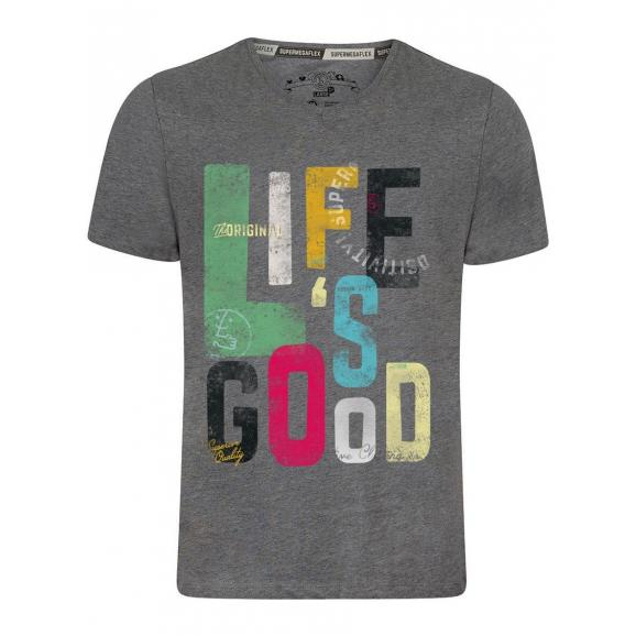 Life's good - Gray from SuperMegaFlex